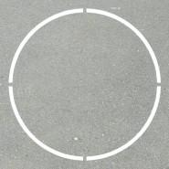 7' Tetherball Circle