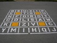 Alphabet Hopscotch