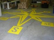 Compass Stencil Kit