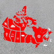 O'Canada! (Canadian Area Logo and Symbol Kit)