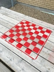 Chess-Checker Board (Mini)