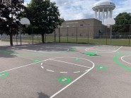 Basketball Shooter (10 Circle)