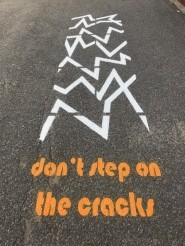 Don't Step On The Cracks