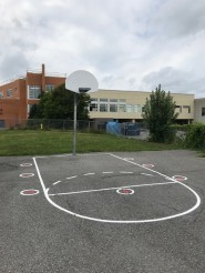 Basketball Shooter (8 Circle)