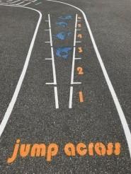 Jump Across